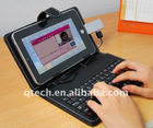 7 inch Keyboard leather case for Tablet pc/ MID - Sales 5