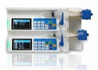 5cm, 10cm, 20cm, 30cm, 50ml Double-channels Medical Syringe Pump MC-SP05III from Guangzhou