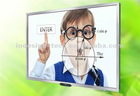 "55"" Multi-writning IR LED touch screen All-In-One"