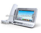 7 inch android 2.2 ip vedio chat phone