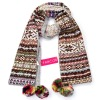 Yiwu wholesale fashion 2012 scarf ,smaller order can accepted,can paypal