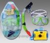 35mm reusable underewater diving lomo camera gift set