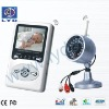 2.4GHZ IR Digital Wireless Lcd Video Baby Camera