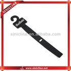 Fashion plastic belt hangers from china mainland