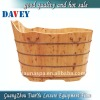 2012 wooden spa sauna footbath barrel