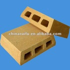 Shaped Insulating Bricks Fire Clay Bricks for Furnace Use