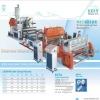 PE Plastic Geocell Machine Production Line