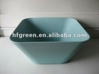bamboo fiber eco salad bowl