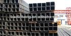 Weld steel pipe price per ton,square tube metal,black pipe china to Indonesia