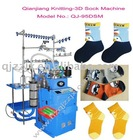 Terry Three-dimensional Sock Knitting Machine