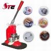 STC manual badge press machine