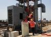QH69 series steel profiles shot blasting machine