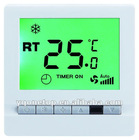 FCT03 Fan Coil Unit LCD Display Thermostat