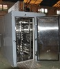 Blast freezer for meat