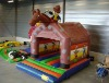 horse inflatable bouncer