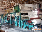 Toilet paper machine/ paper processing machinery