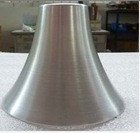 cone table lamp cover