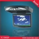 9 inch flipdown car headrest monitor digital display