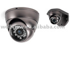CCD Dome Camera with night vision