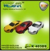 new design hot sell car shape portable rechargeable card speaker