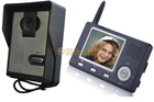 Color wireless video intercom system