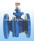 Cast Iron DIN ball valve