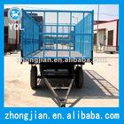 7Tons of high hurdles trailer