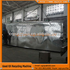 sell china JNC Black Waste Oil Processing Equipment To Produce Diesel and fuel oil