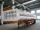 1800L CNG tube trailer