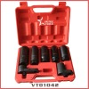 Engine Tools 7pcs Oxygen Sensor Switch Socket Set (VT01042)
