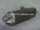 exhaust muffler for motorcycle