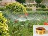 Brass Fogging Nozzles for Garden Irrigation