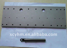 perforating sheet mental product