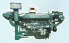 110kw~257kw WD615 Class Marine Diesel Engine