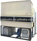Enclosed distilled water cooling system