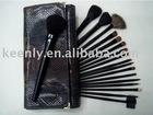 professional 18pcs makeup brush set- fine goat and sable hair
