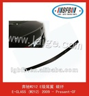 carbon fiber truck spoiler for benz 212