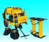 Drilling rig BG60 casing extractor