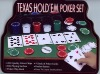 TV poker sets