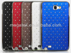 diamond bling crystal case for galaxy note , for galaxy note 2 N7100 case