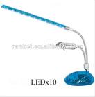 Mini USB LED light fan