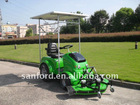 CE Solar Lawn Mower