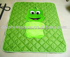 Baby play blanket with cushion cover