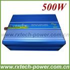 500W pure sine wave inverter, off gird solar inverter/ wind inverter, 12/24VDC To 110/220VAC ,Single Phase, free shipping.
