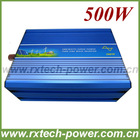 500W pure sine wave inverter, off gird solar inverter/ wind inverter, 12/24VDC To 110/220VAC ,Single Phase, free shipping.