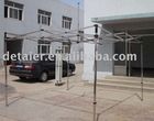 3x3M Stainless Steel Frame Canopy Folding Tent