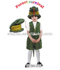 TZ201322 2012 Snake Mascot Costume, Snake Costume For Kids