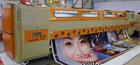 large format solvent printer 5m * 8 PCS SEIKO SPT510 1440DPI