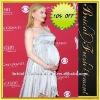 Hot Sale Short Ruffled Pregnant Women Dresses