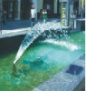 Garden Water Fountain system/ Flat Mouth Fountain nozzle